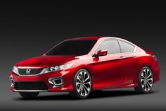 Mens Cosmo Magazine - Everything a guy needs - http://www.menscosmo.com/2013-honda-accord-coupe-review/