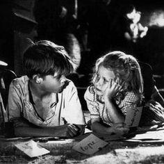 Juegos prohibidos (Jeux interdits 1952) de René Clément.