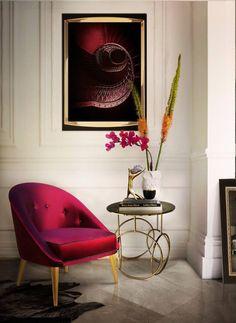 furniture-meubles:  Koket Furniture. Coquette Captivation.