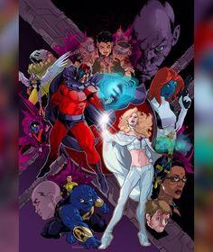 X-Men by Kalman Andrasofszky  Download at nomoremutants-com.tumblr.com   #marvelcomics #Comics #marvel #comicbooks #avengers #captainamericacivilwar #xmen #xmenapocalypse  #captainamerica #ironman #thor #hulk #ironfist #spiderman #inhumans #civilwar #lukecage #infinitygauntlet #Logan #X23 #guardiansofthegalaxy #deadpool #wolverine #drstrange #infinitywar #thanos #magneto #punisher #daredevil #nomoreinhumans http://ift.tt/2eSeD7n