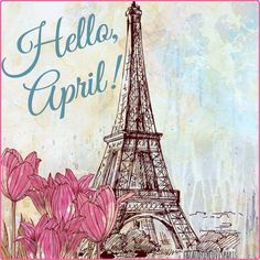 Hello, April! My birthday is in April and my closest friend is named April