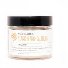 Bought this off Amazon.com - also seen on opensky.com -- AMAZING SO FAR & I have been on a holy grail quest for natural deodorants ...pretty much bought & tried everything!!!  Schmidt's Ylang-Ylang + Calendula Deodorant (2 oz)