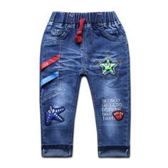 Vertbaudet Boys Jeans Blue Stone 3 Years