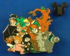 Peter Pan's Michael John The Lost Boys from 60th Anniv LE 250 Disney Pin  #95162