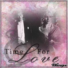 KLAROLINE - Time for love. Klaus And Caroline, Photo Editor, Diaries, Animation, Scrapbook, Love, Art, Amor, Art Background