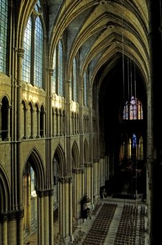 chartres cathedral interior google 39 da ara gothic pinterest interiors frances o 39 connor. Black Bedroom Furniture Sets. Home Design Ideas
