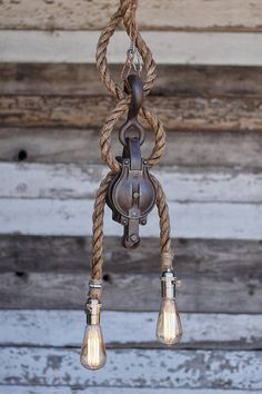 The Star Pendant Light Barn Pulley Industrial Hanging