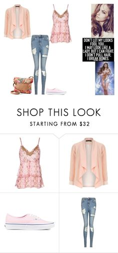 """""""Day 7 - Aphrodite ( Goddess of love, beauty, pleasure, and procreation)"""" by ilovecats-886 ❤ liked on Polyvore featuring Jane Norman, Dorothy Perkins, Vans, Topshop and Stella & Max"""