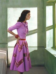 Edward Hopper, Fendi y Flair.