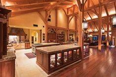 """For Sale: An Incredible """"Barn Mansion"""" Built in Utah - Hooked on Houses"""