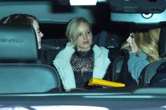 Jennifer Lawrence And Emma Stone Hung Out With Adele: See The Pics!