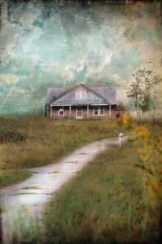 The abandonment by Distressed Jewell, via Flickr
