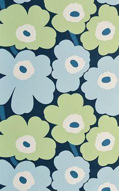 Marimekko Wallpaper, Marimekko Fabric, Pattern Wallpaper, Abstract Pattern, Pattern Art, Print Patterns, Pattern Design, Textile Patterns, Wallpaper Iphone Cute