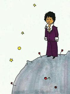 The Artist Formerly Known as Petit Prince