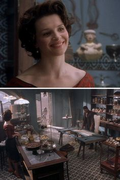 Chocolate with Juliette Binoche and Johnny Depp Johnny Depp Chocolat, Julia Ormond, Movies Showing, Movies And Tv Shows, Juliette Binoche, Film Inspiration, Chocolate Shop, Great Movies, Movie Tv