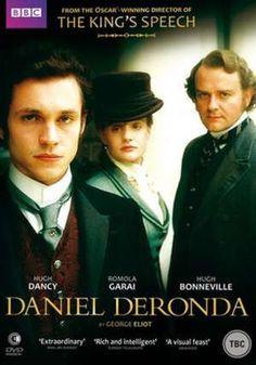 Daniel Deronda. Perfect sick day antidote