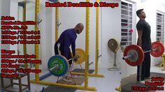 Banded Deadlifts & Biceps  Video: http://youtu.be/N8UqhPSx1wo