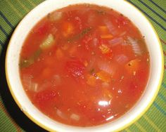 Get Your Energy On!: Tomato Soup