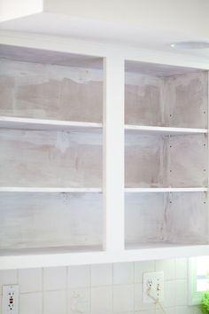 kitchen tweak how to paint laminate cabinets - Kitchen Cabinet Surfaces