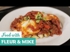 Mexican-Style Easter Brunch | Fleur & Mike - YouTube