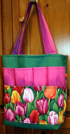 cute bag, free pattern and tutorial