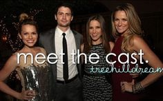 meet the cast of one tree hill