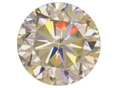 Strontium Titanate Average 1.29ct 6mm Round  Better luster and sparkle than any diamond as far as I can say.  Expecially in champane color OMG