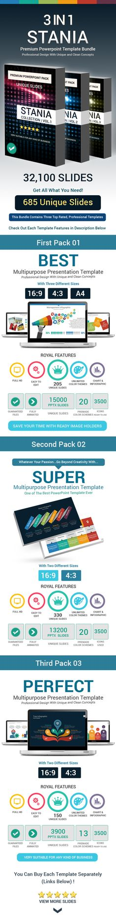 3 Stania Powerpoint Template Bundle #design Download: http://graphicriver.net/item/3-stania-powerpoint-template-bundle/11369933?ref=ksioks