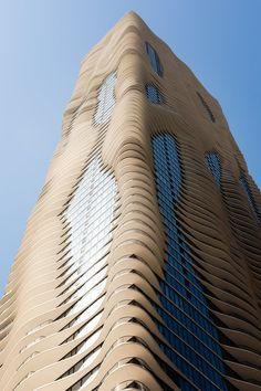 Aqua Skyscraper, Chicago