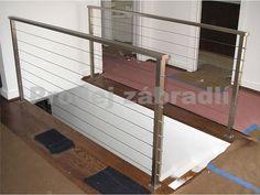 Zábradlí na schodiště a galerie ZKH76  