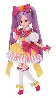 Prepala La-la Licca chan Doll Japan Import Takara Tomy Latest New version kawaii