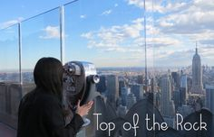 Top of the Rock em NYC - blogoolhaisso