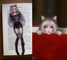 Living in a book [2] by mirukawa.deviantart.com on @DeviantArt