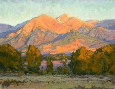 Bill Gallen | Autumn Evening - Near Salida, Colorado