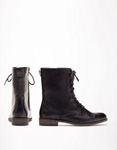 Bershka Bulgaria - BSK zipper ankle boots