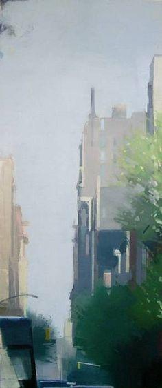 Lisa Breslow | Central Park Lake 9 | Markel Fine Arts