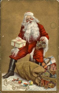 Voeux de Noël du Père Noël