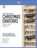 Philippe Herreweghe/Collegium Vocale Gent: Johann Sebastian Bach - Christmas Oratorio [Blu-ray] [2012]
