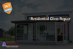 American Windows & Glass Repair is a locally owned and operated, provides Residential glass repair and replacement needs of their residential and commercial customers throughout the DC-VA-MD.