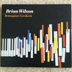 jazz-album-design brian-wilson-reimagines-gershwin--design-and-illustration-st