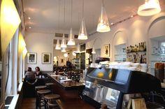 Ruffini Cafe |  Orffstrasse 22-24, Munich