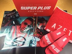 Azet & Zuna - Super Plus Box Inhalt Super, Social Media, Album, Digital, Instagram, Boxing, Social Networks, Social Media Tips, Card Book