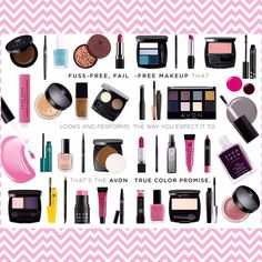 I love #Avon #TrueColor products, and I know you will too!  #AvonRep www.youravon.com/maureenmayer