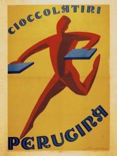Cioccolatini Perugina, 1929
