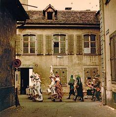 Künstler Rolf Walter Jeck  Titel Niki da Saint Phalle am Noodlebärg  Technik Fotografie