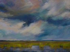 Karen Margulis - I like the structure of the water in the foreground