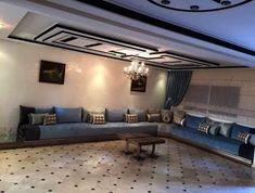 Salon marocain moderne salon séjour marocain 2018 الصالون المغربي