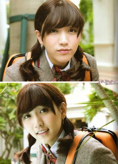 Sandeul-dressed as a Girl. He's so pretty..