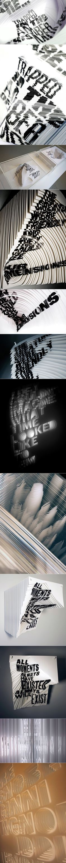 """There is no why"" par Alida Rosie Sayer - Journal du Design Signage, Illustration, Design Inspiration, Graphic Design, Journal, Sculpture, Designer, Students, Calligraphy"
