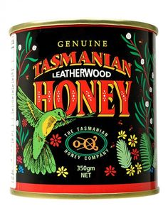Coming from the pristine wilderness of South-Western Tasmania, this quality honey has a very distinctive spicy aroma and a strong piquant flavor that is highly sought after by connoisseurs of honey th